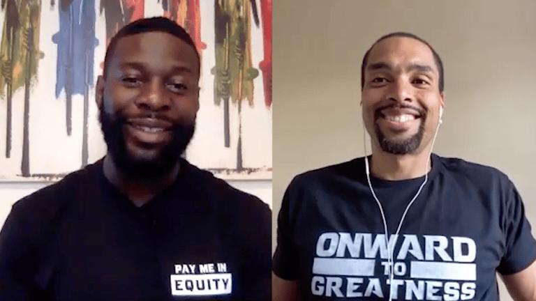 Tyrone Ross on legacy versus resume